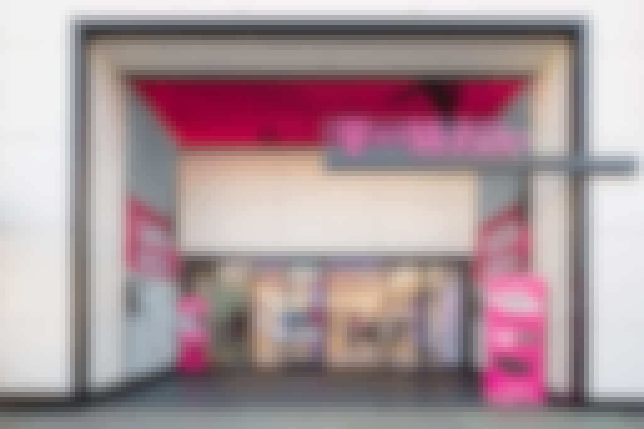 retail storefront commercial design for T-Mobile with opening glass walls
