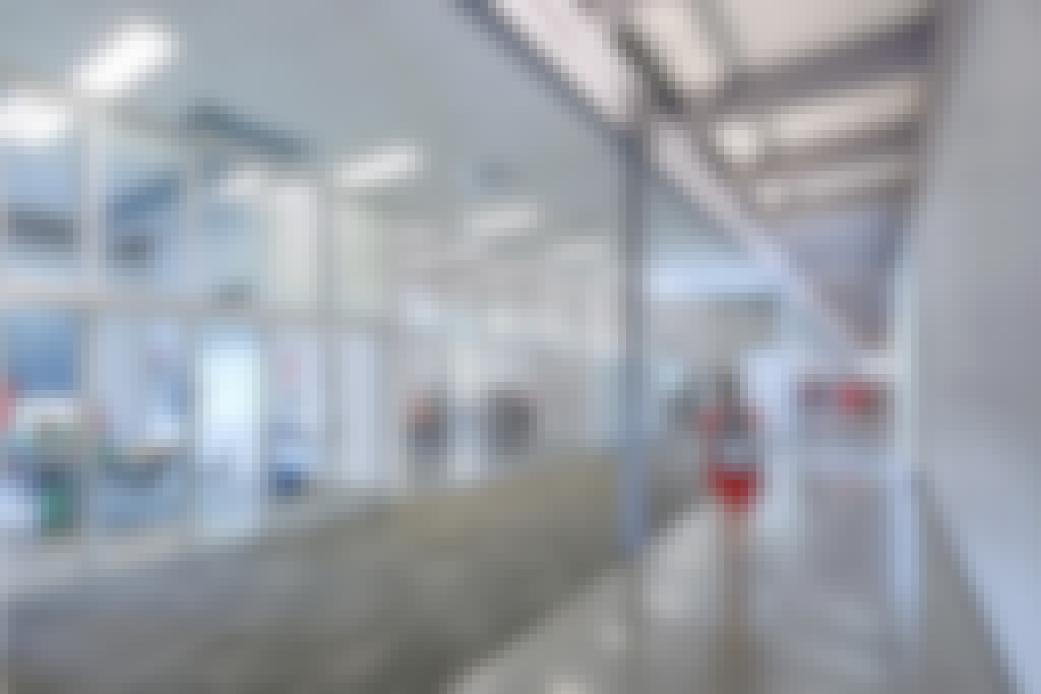 sound-rated opening glass walls in 21st Century classroom design for acoustical buffering to hallway