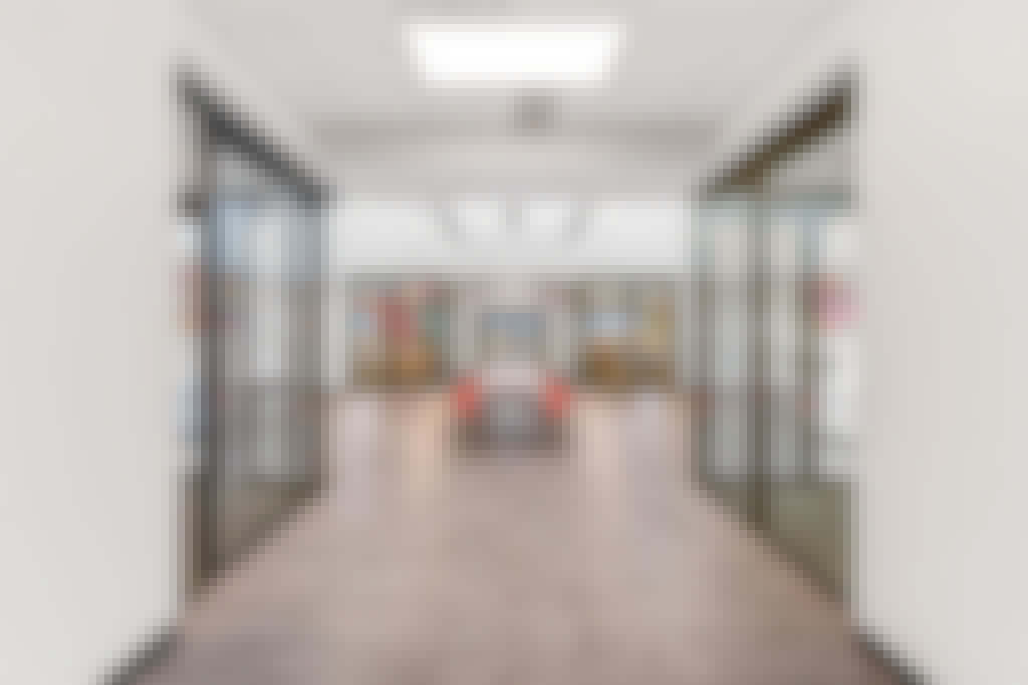 learning hub design in schools with NanaWall sliding glass walls