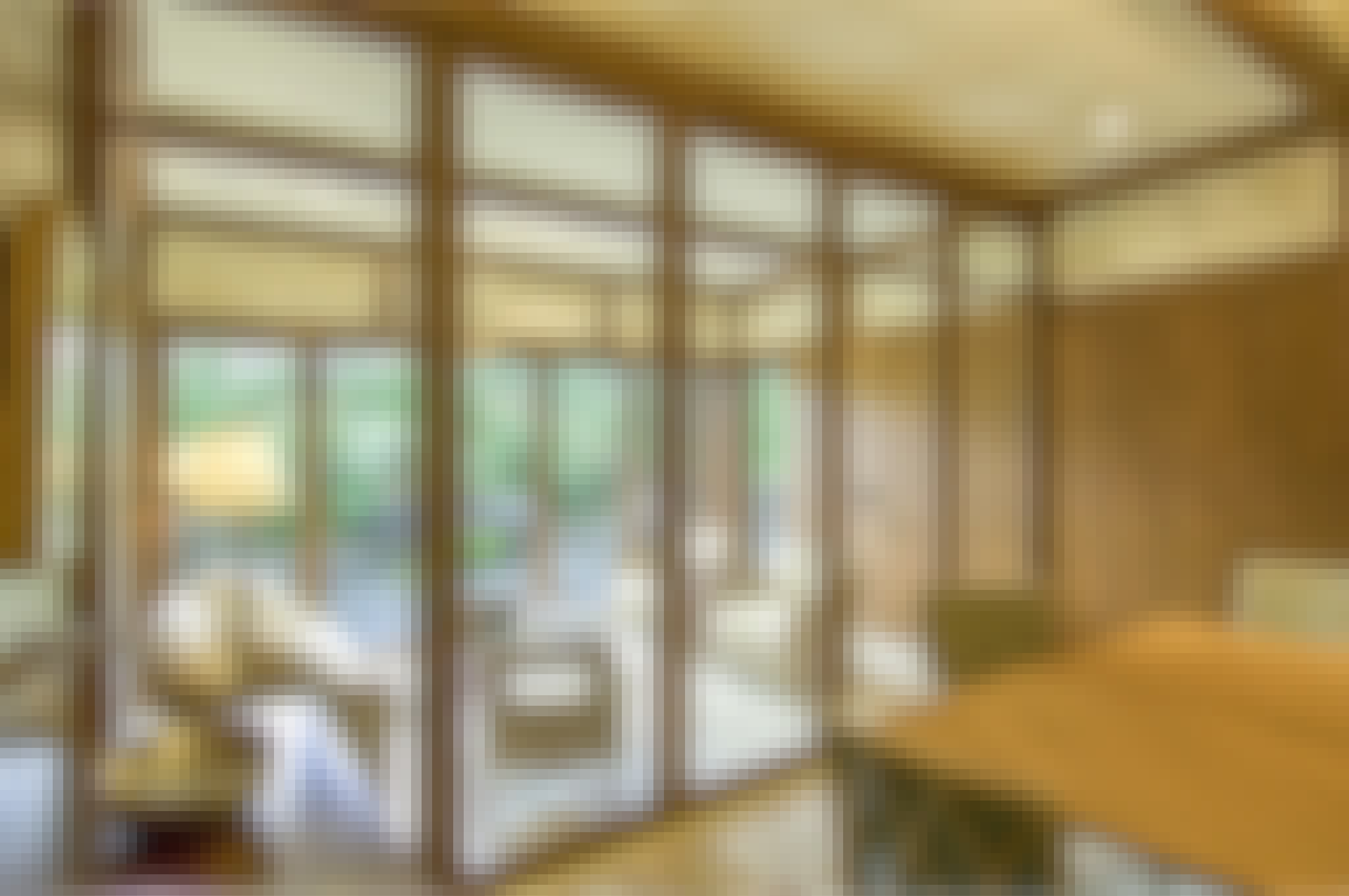 interior moving glass wall partitions for home workspace