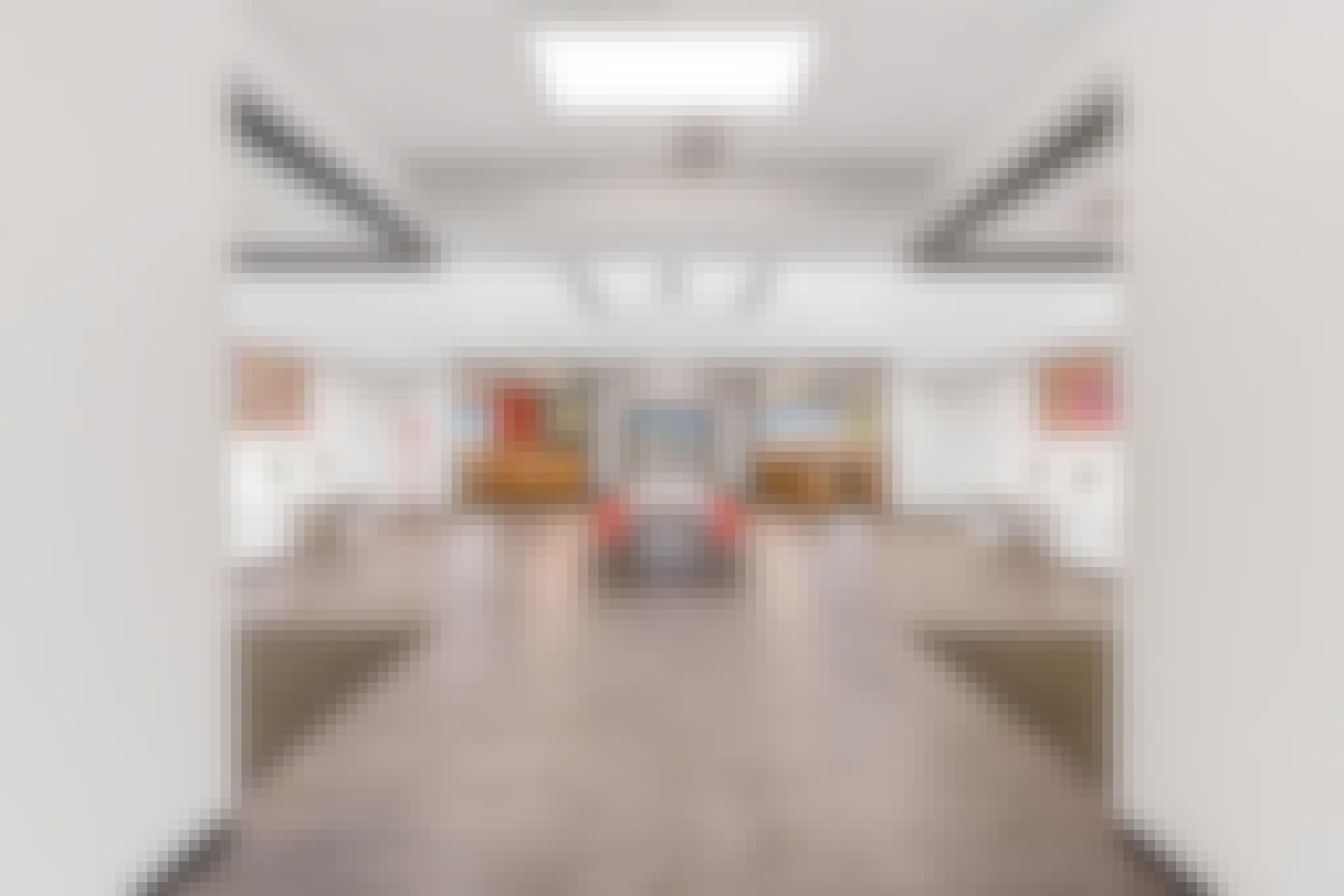 learning hub design with NanaWall sliding glass walls