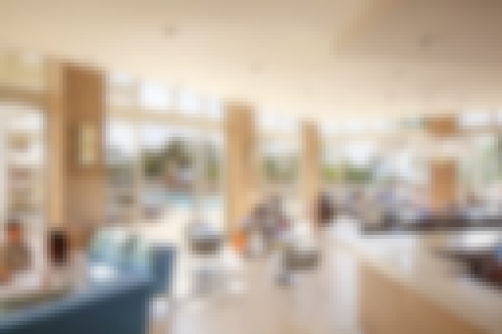 post-covid design for hotels with commercial glass walls