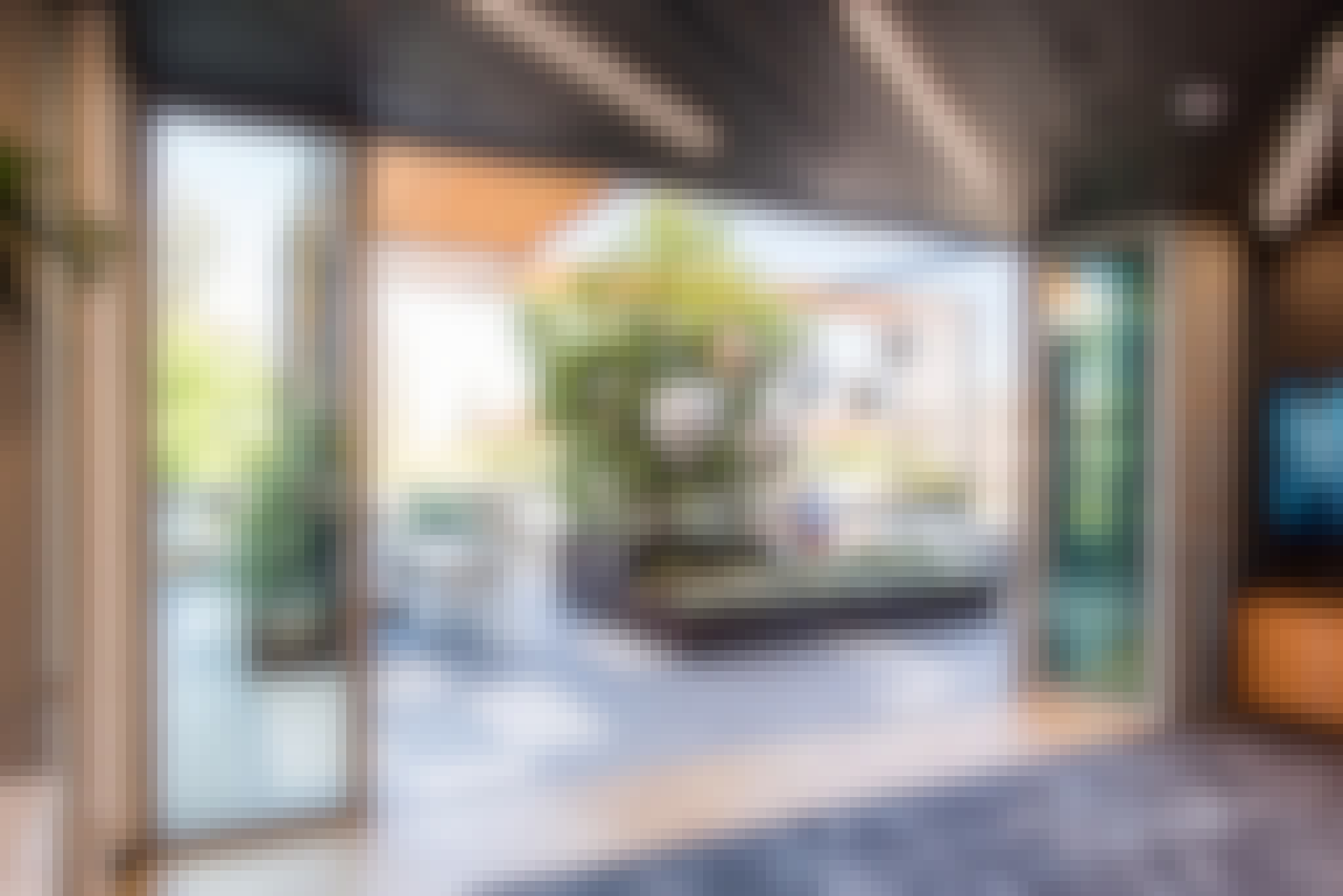 workplace exterior glass wall systems by NanaWall