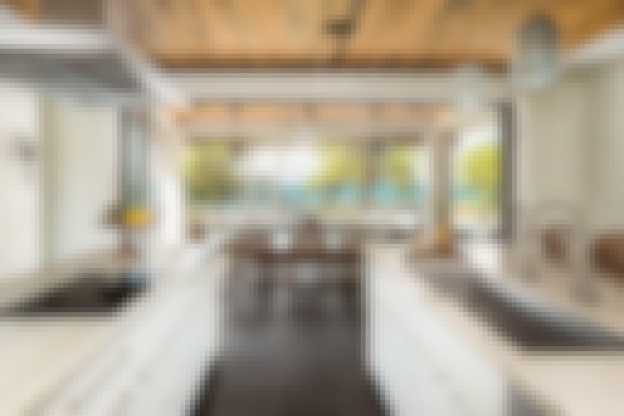 retractable glass walls in kitchen design