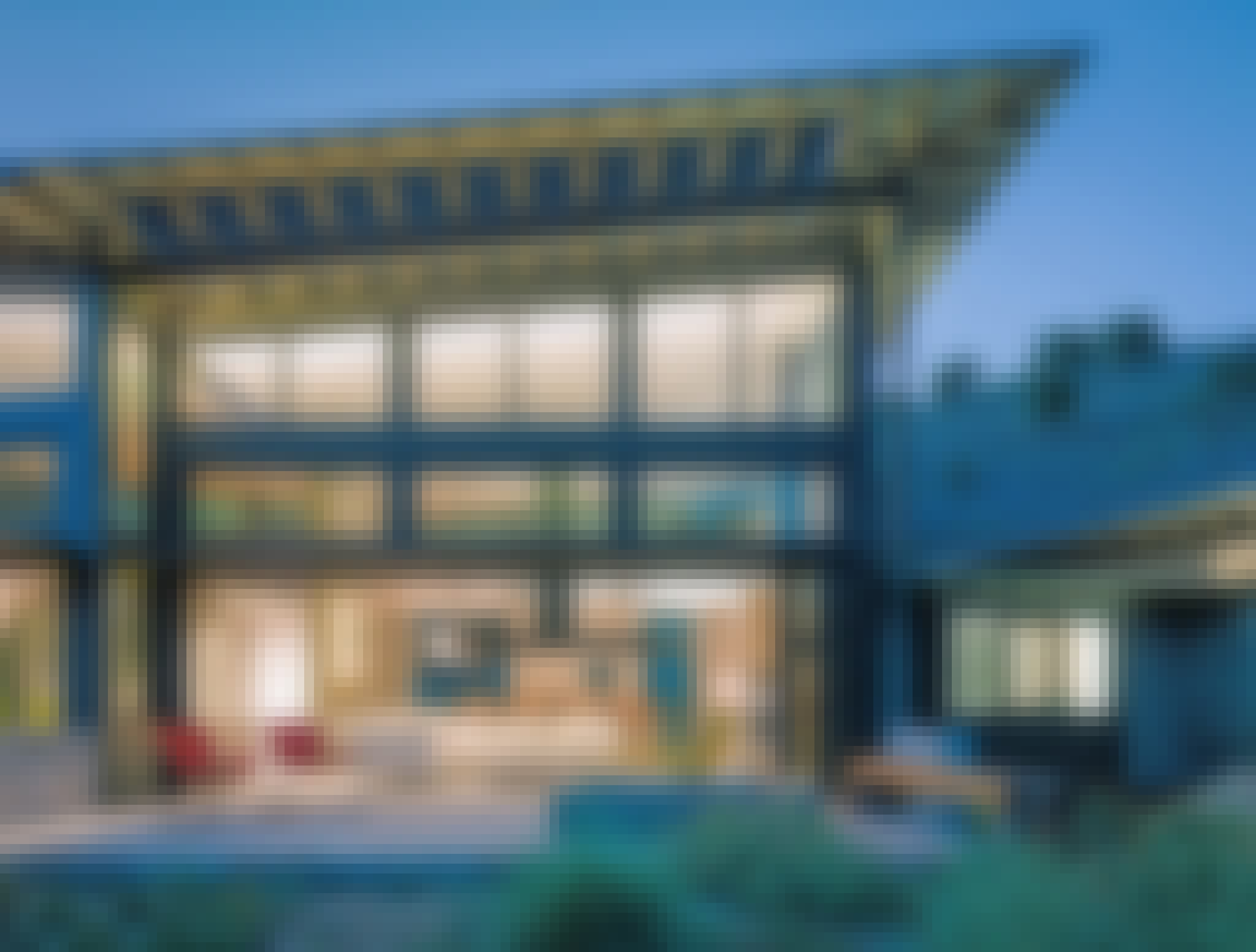 innovative building materials for luxury homes