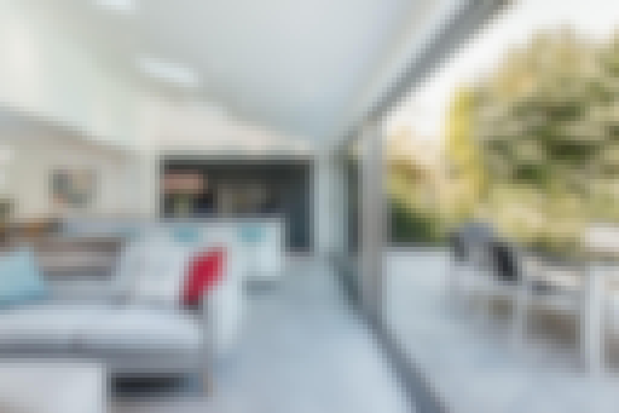 cero minimal framed opening glass walls