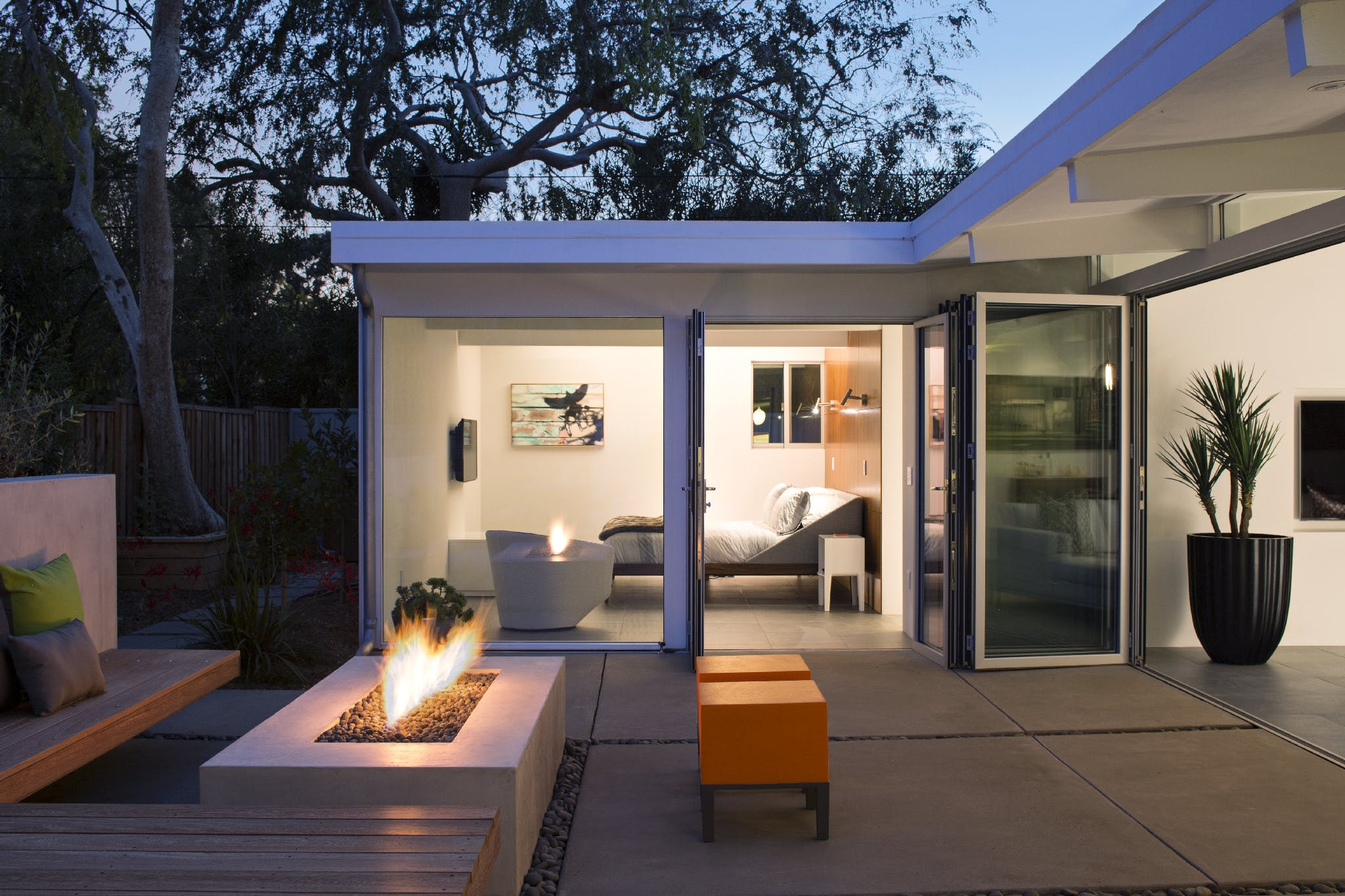 Indoor/Outdoor Living Areas Expand Your Living Space