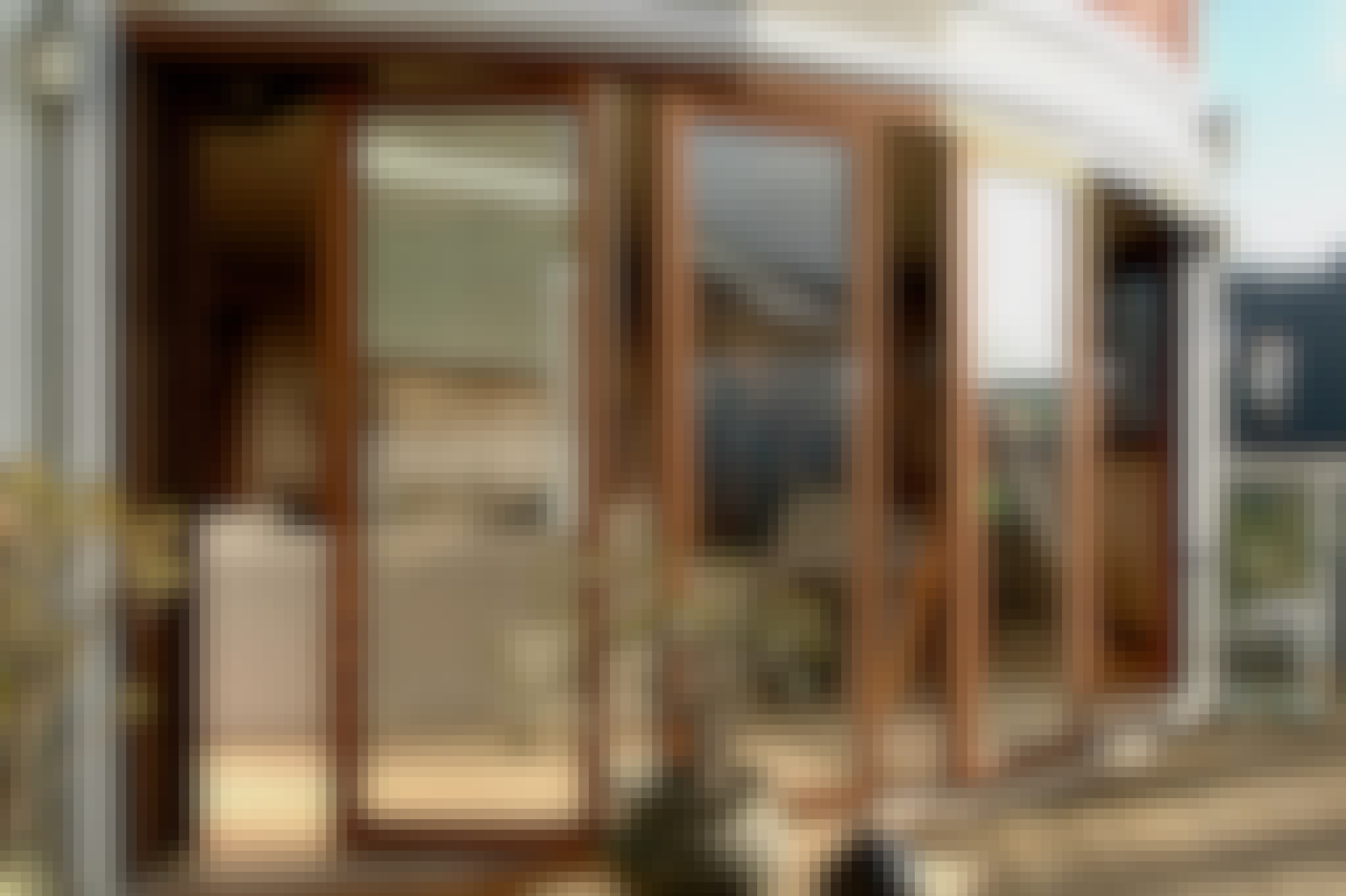 How to Clean Sliding Glass Door Track