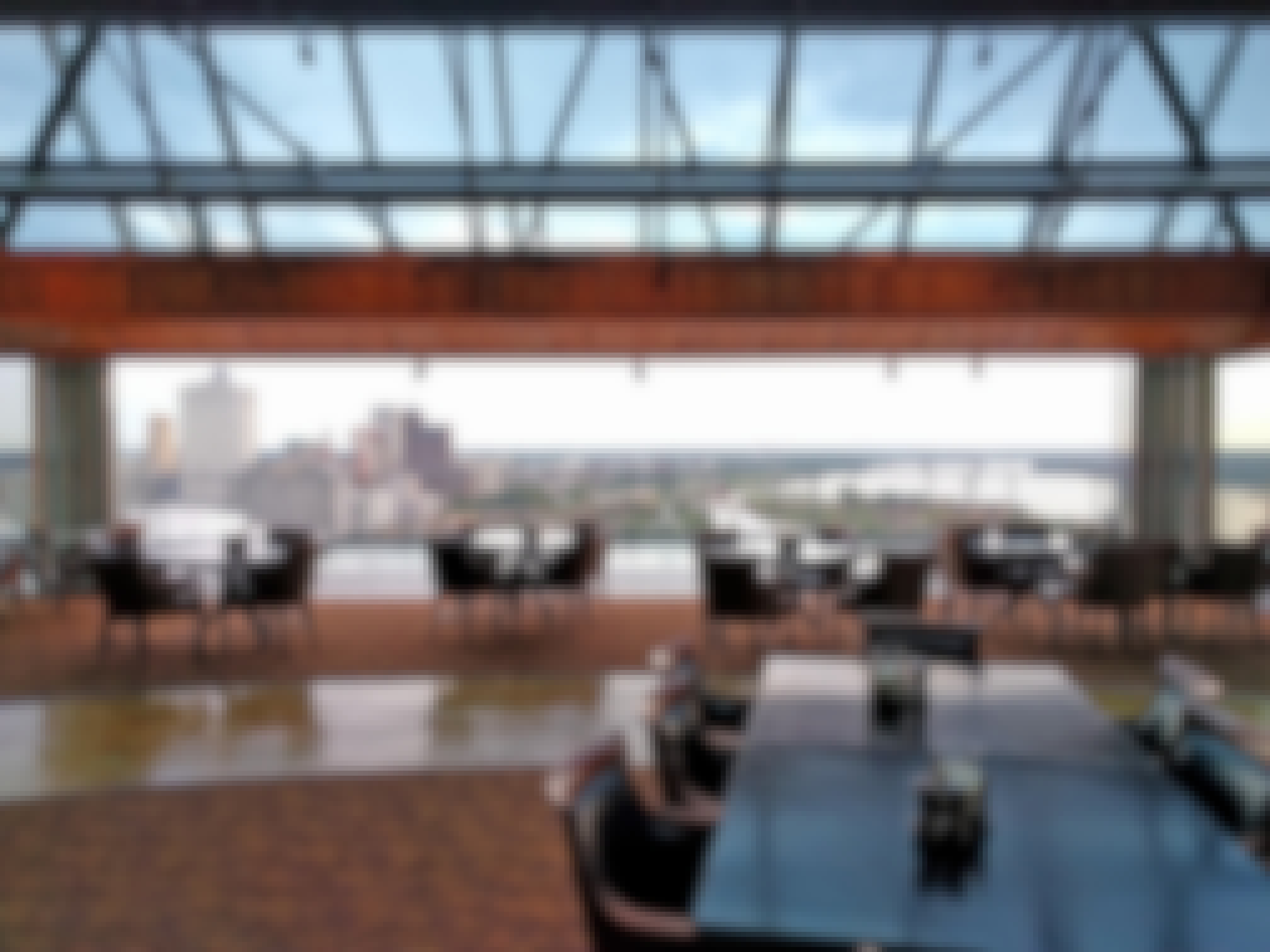 Opening glass wall system offers superior performance at The Lookout.