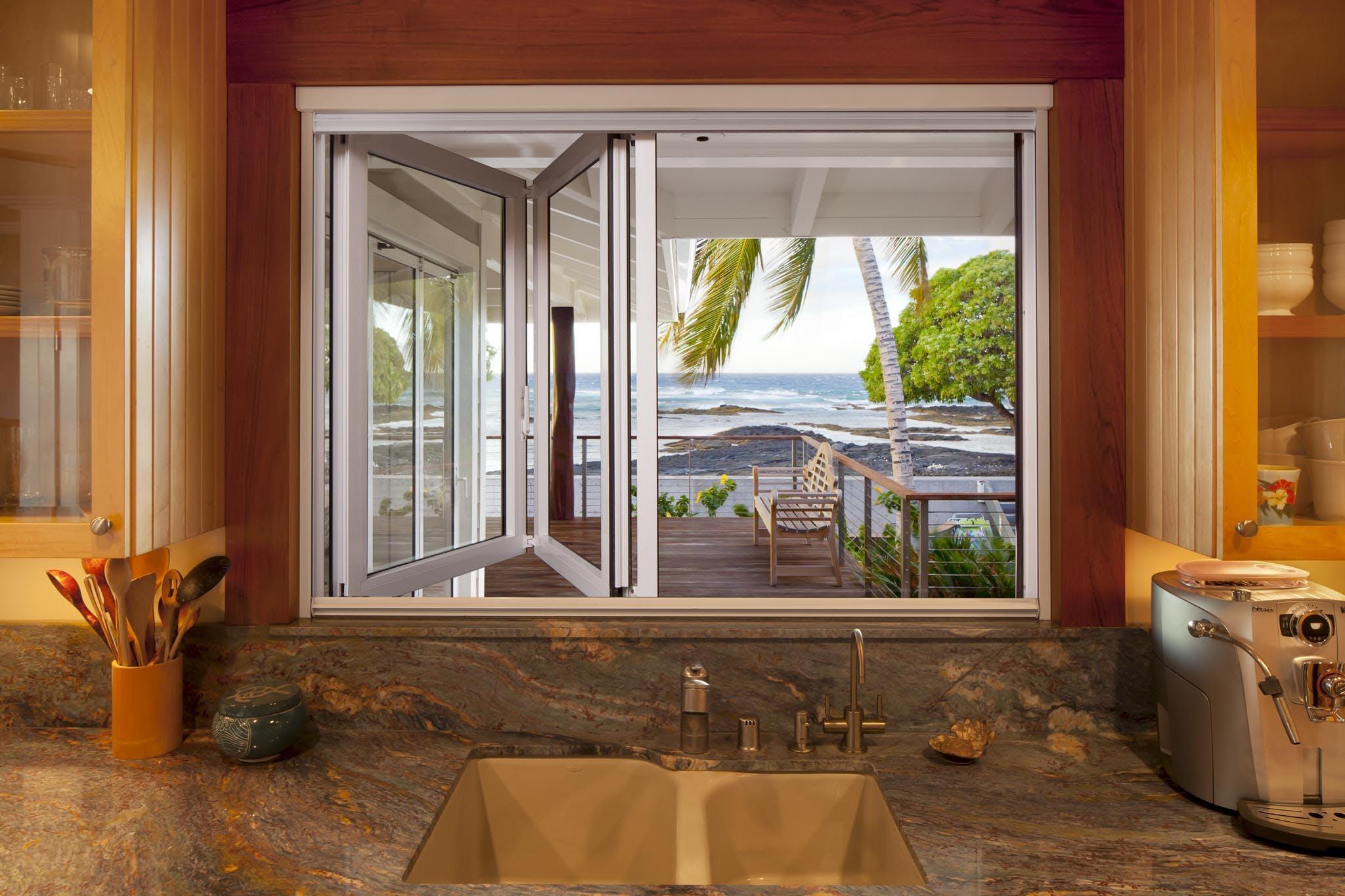 Hawaii Coastal Residence | NanaWall