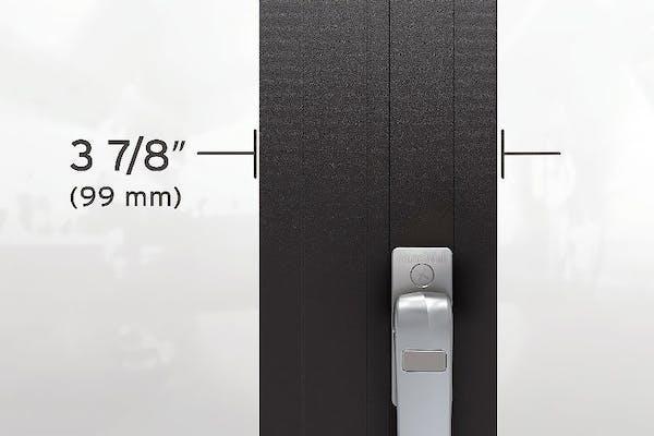 SL64 acoustical LG used for School Design for the 21st Century-minimal slightline