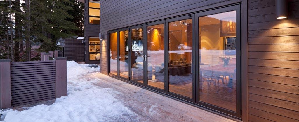 Whistler Residence | NanaWall