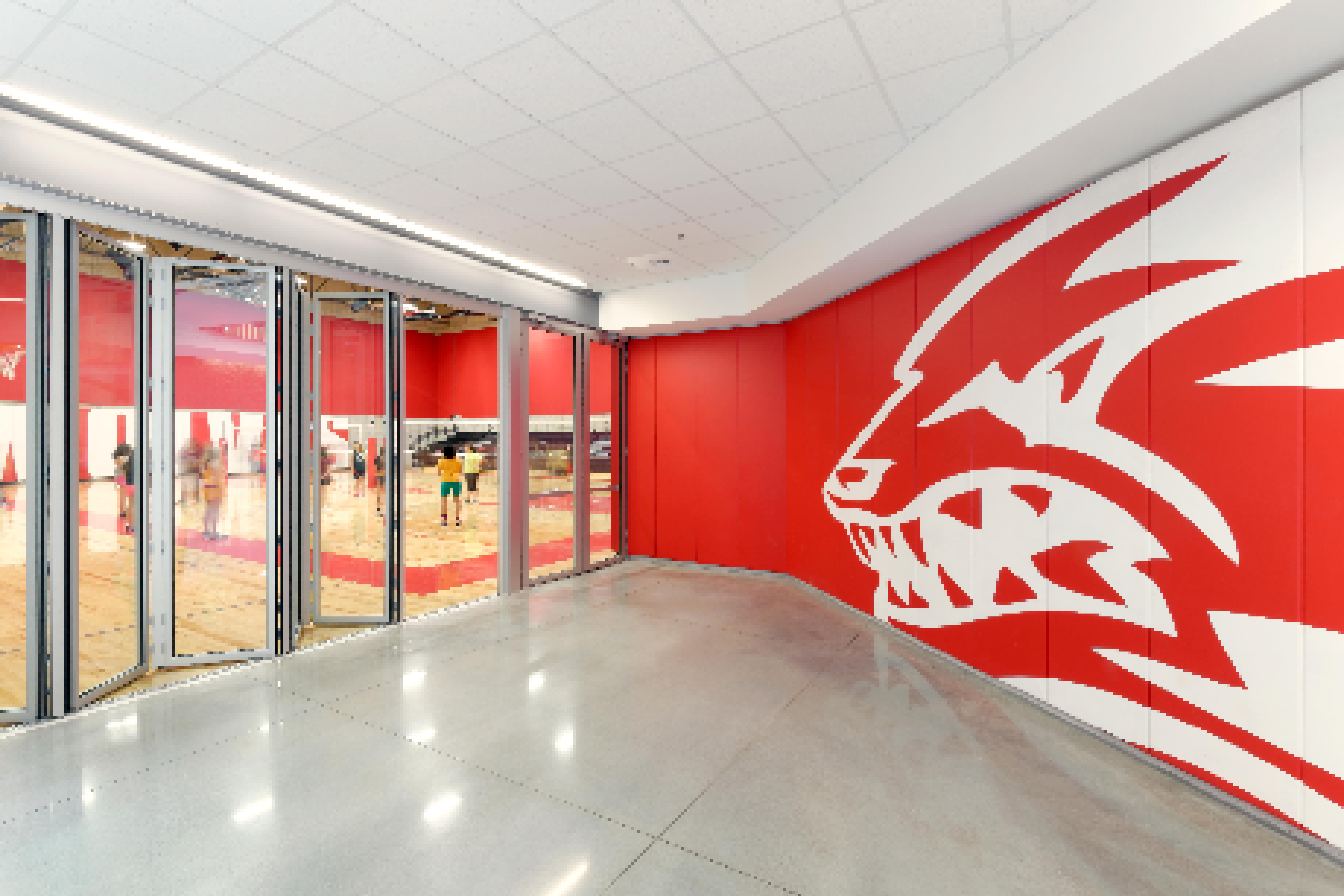 acoustic glass wall reeds-spring-mo-ms-int