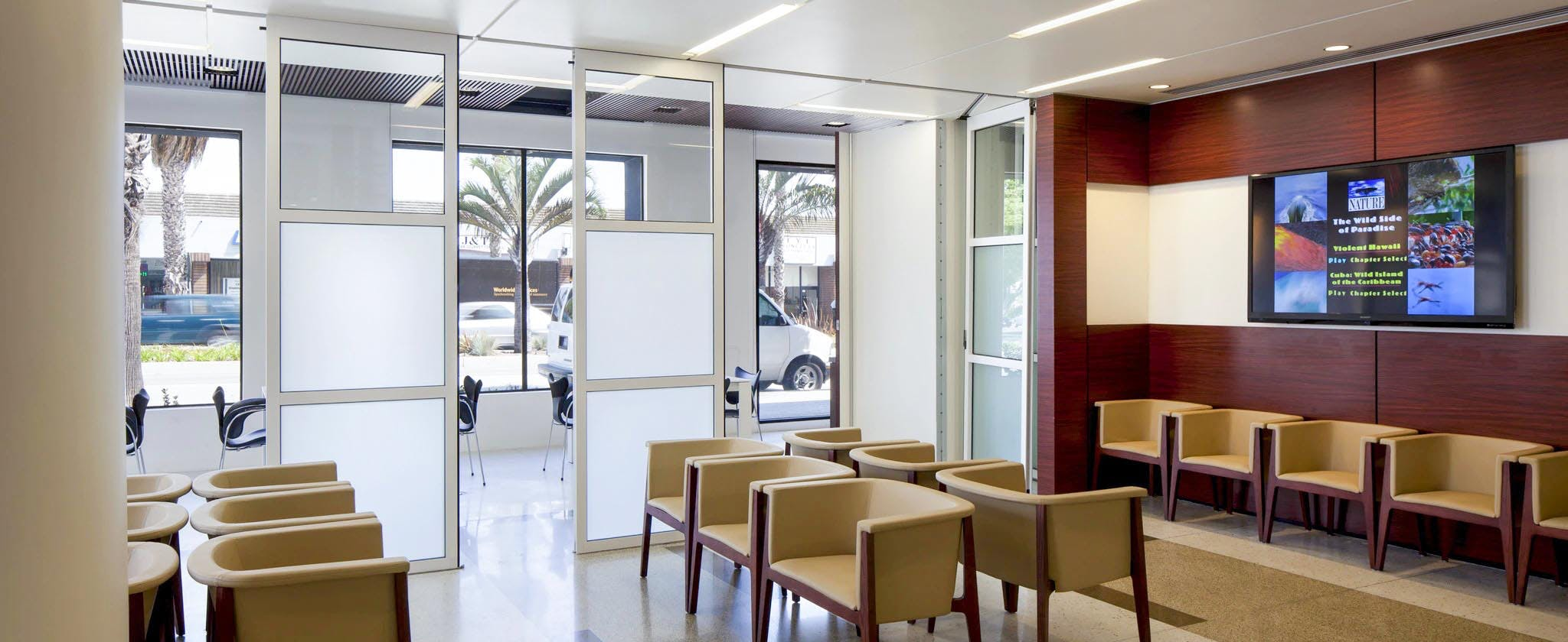 Health Care Operable Interior Glass Systems | NanaWall