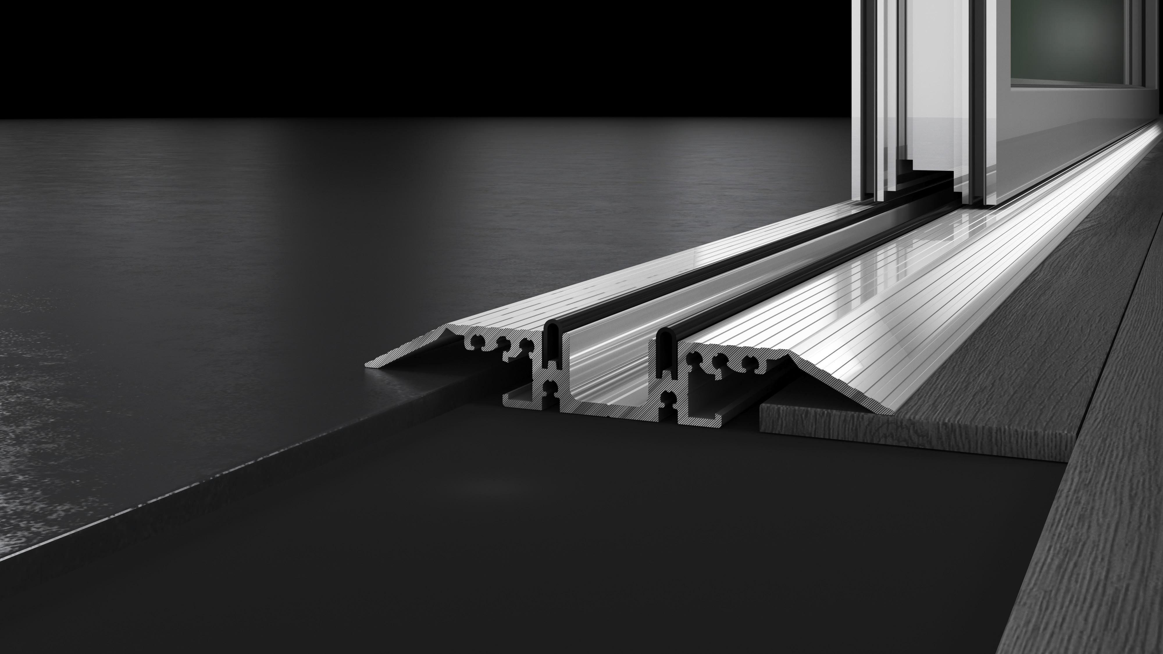 Surface Mounted Interior Sill