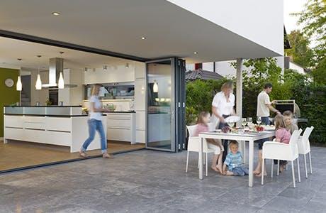 Most Energy Efficient Folding Glass Wall | NanaWall