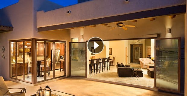 Bifold Doors Amp Folding Glass Wall Systems From Nanawall