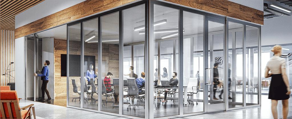 Aluminum Framed Sliding Glass Walls - System Highlights