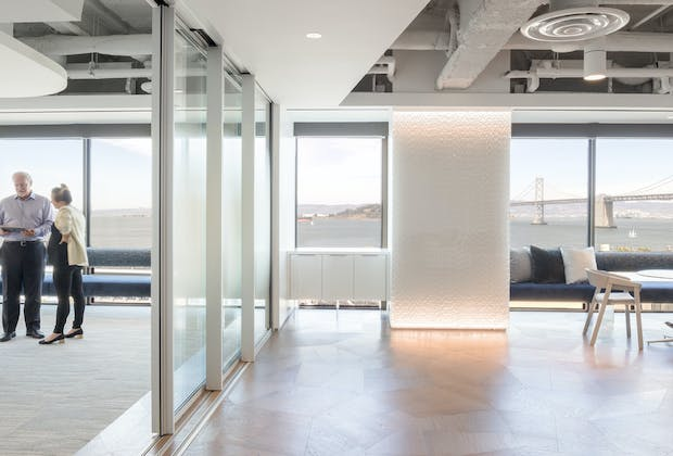 Sound-Rated and Specialty Glass Walls