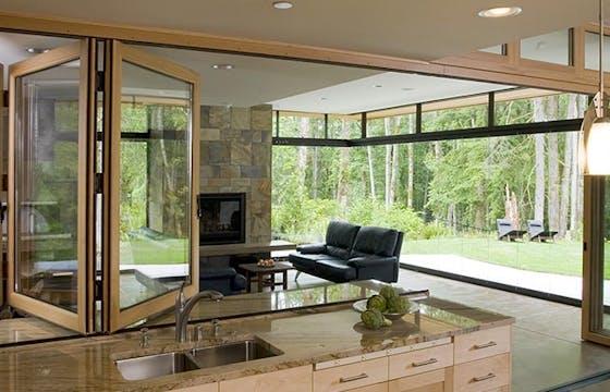 WA67 Wooden Door/Window Combinations
