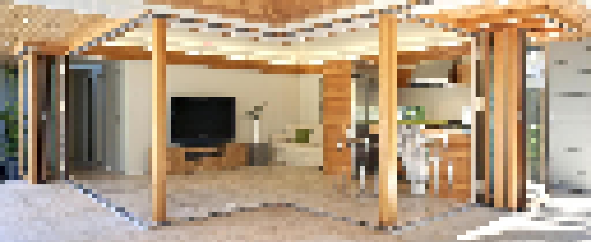 Wood FramedSlidingGlass Walls - Highlights