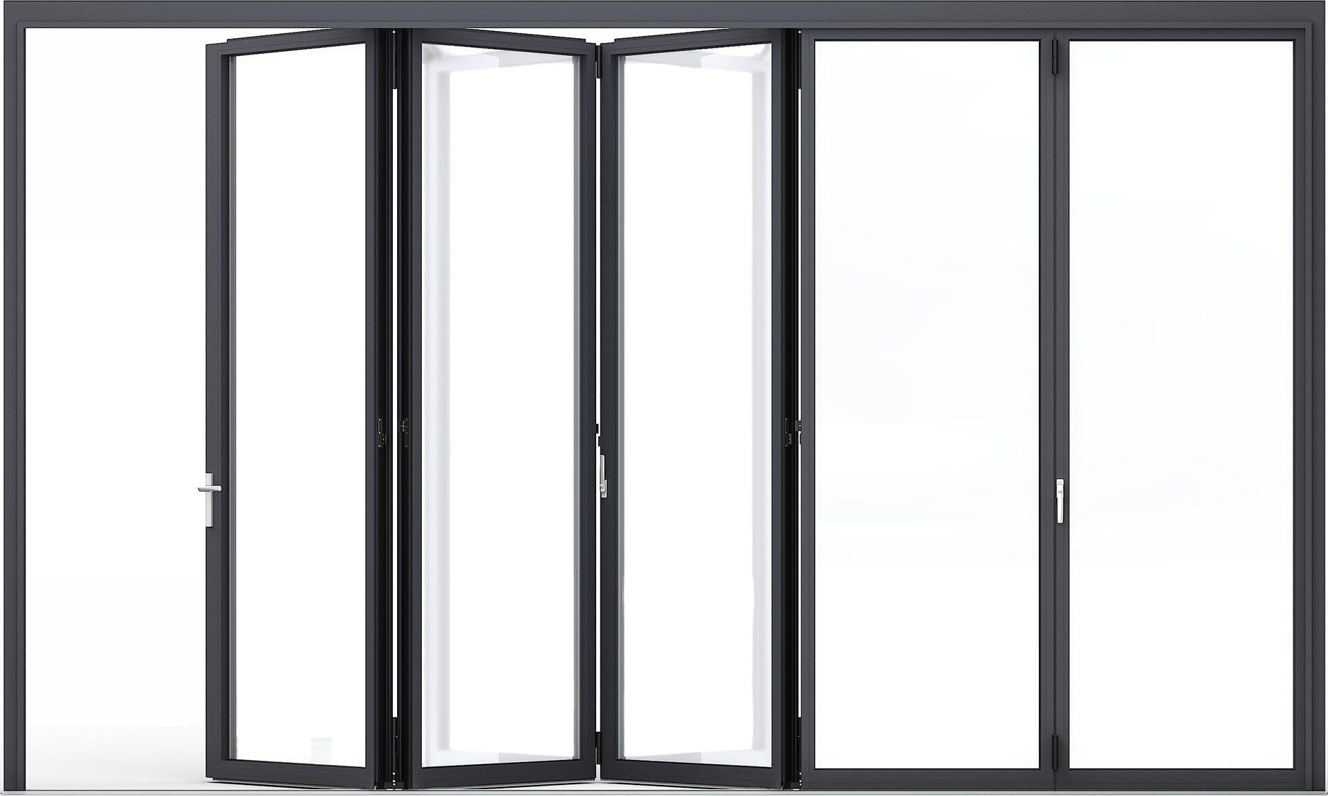 Generation 4 Folding Glass Walls by NanaWall